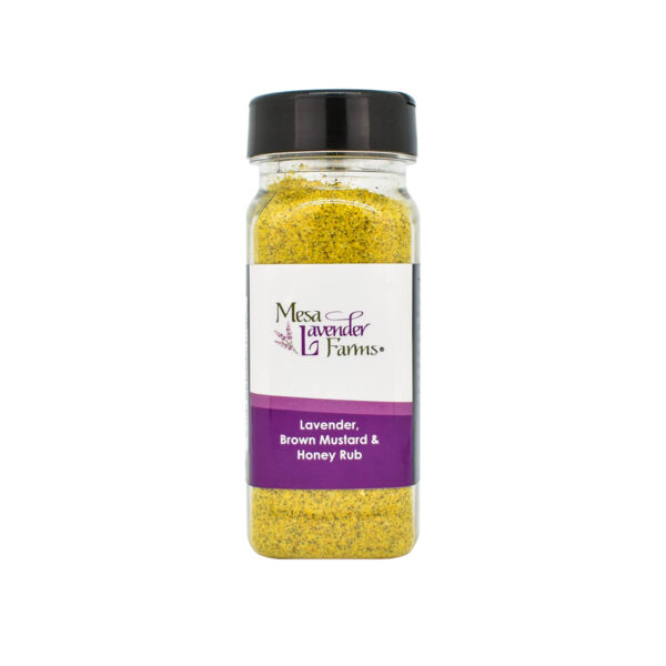 Lavender Brown Mustard & Honey Rub