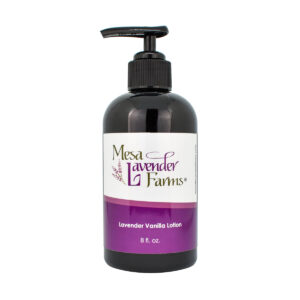 Mesa Lavender Farms Lotions in three scents