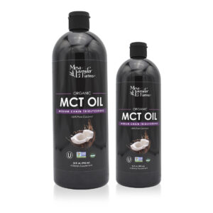 MCT Oil 32 oz & 16 oz