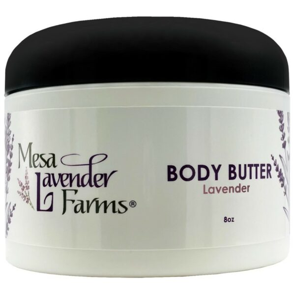 4 Luscious Body Butters